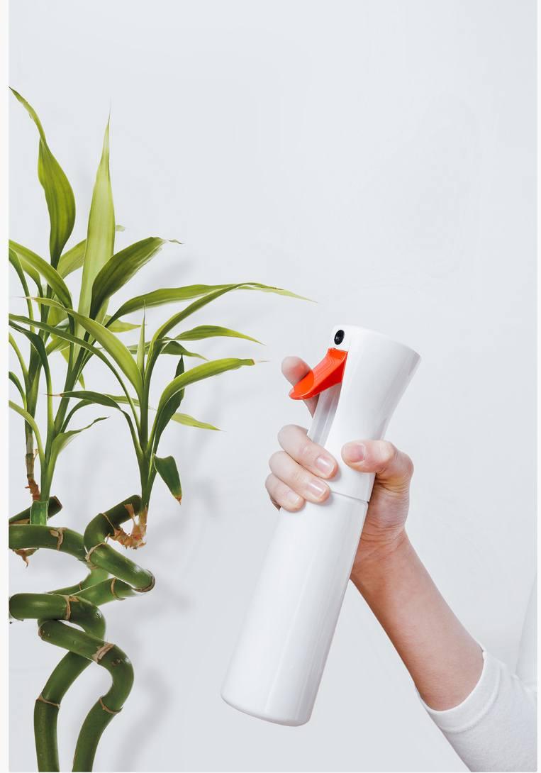 XIAOMI YIJIE Time-lapse Sprayer Bottle Fine YG-01 Mist Water Flower Spray Bottles Moisture Atomizer Pot Housework Cleaning Tools (2)