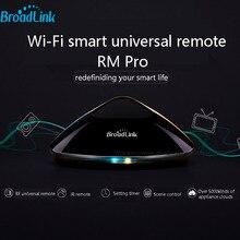Новый Broadlink RM Pro RM03 умный дом автоматизации, Универсальный Интеллектуальный контроллер, WI-FI + IR + РФ переключатель дистанционного управления IOS Android
