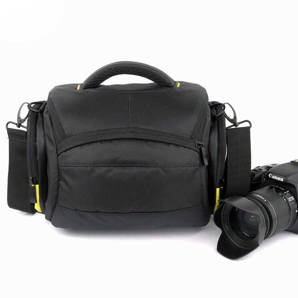 DSLR Sac Photo Pour Nikon P900 D5300 D800 D90 D7200 D3400 D3300 D3200S 3100 D5100 D7100 D750 D3000 Nikon Caméra photo Sac Cas