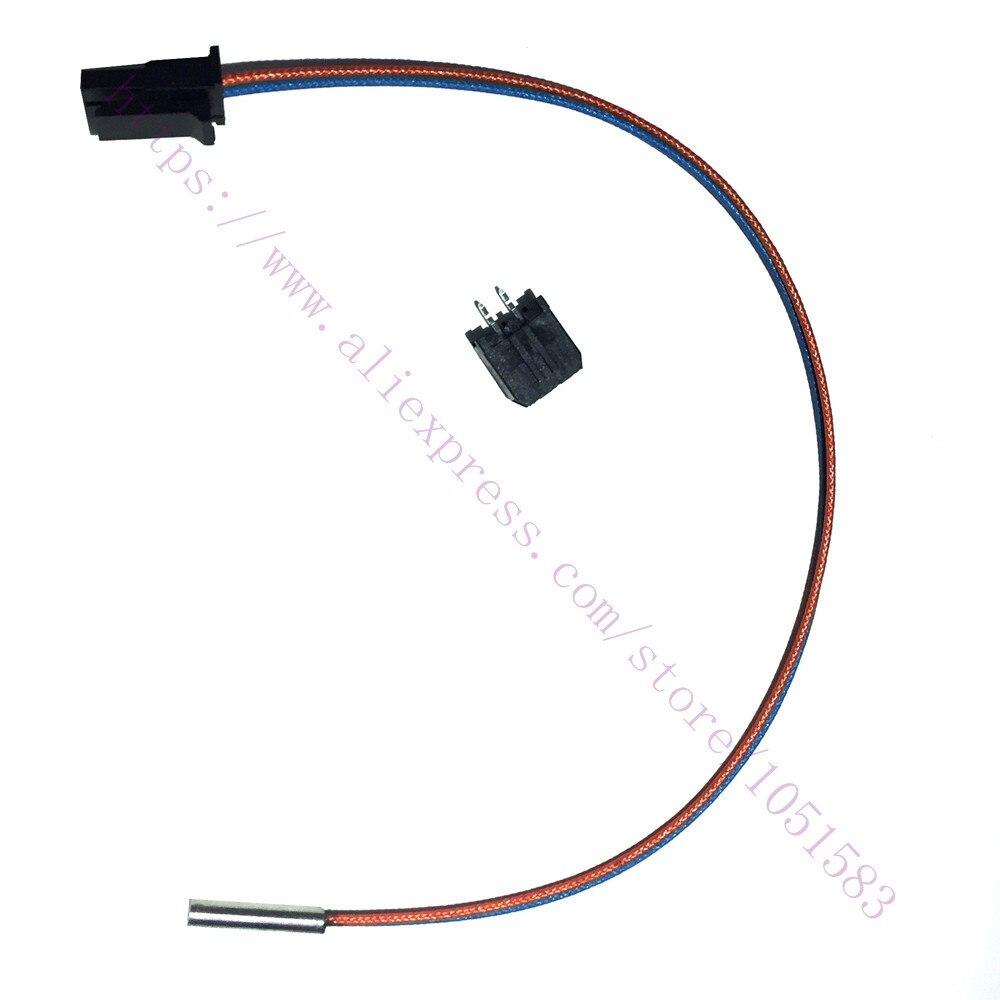 Hasta 450 Grados, m3 Sensor de Temperatura PT100 w/Molex Microfit3.0 Conector f/