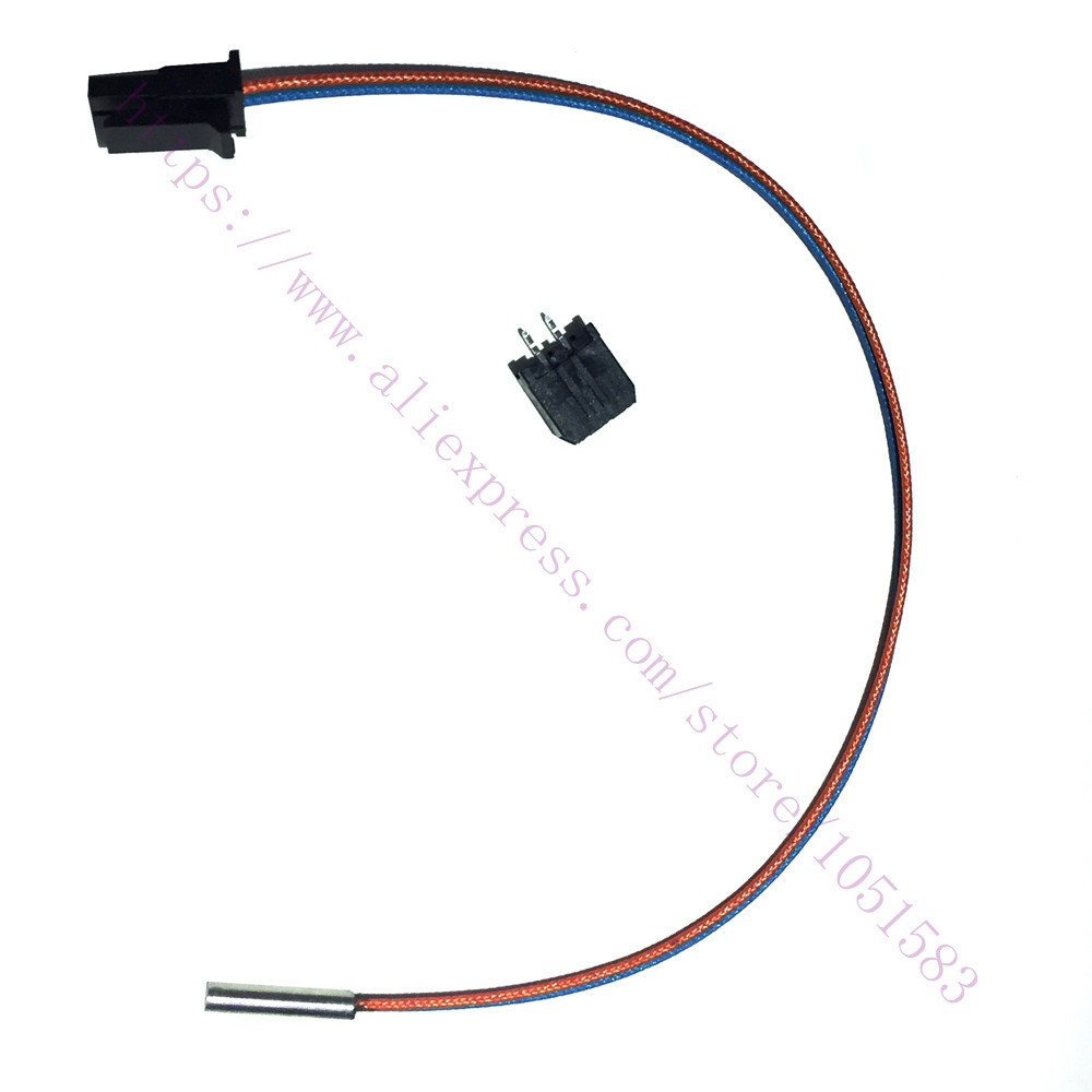 Up to 450 Degree m3 PT100 Temperature Sensor w Molex Microfit3 0 Connector f Ultimaker 2