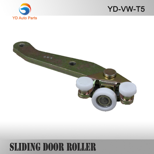 YD For VW TRANSPORTER T4 CAR SLIDING DOOR ROLLER BOTTOM ARM SLIDER CARAVELLE GUIDE RIGHT