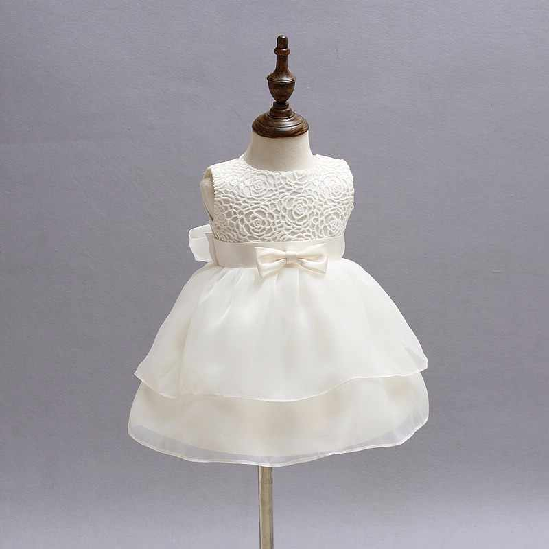 c58757dc3 Detail Feedback Questions about Baby Girls White Baptism Dress ...
