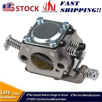 CARBOLE Universal Walbro Replacment Carburetor Carb Fits MS170 MS180 017 018 Chainsaw