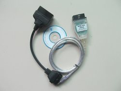 2017 nowo Mini VCI dla T toyota technologia Tis MVCI J2534 kabel diagnostyczny z T toyota 22pin kabel