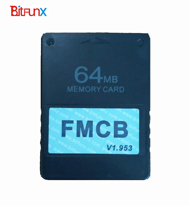 все цены на Free McBoot 64MB Memory Card for PS2 FMCB Memory Card v1.953 онлайн