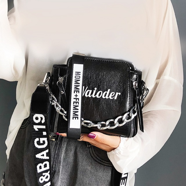 PU Messenger Bags Handbag...