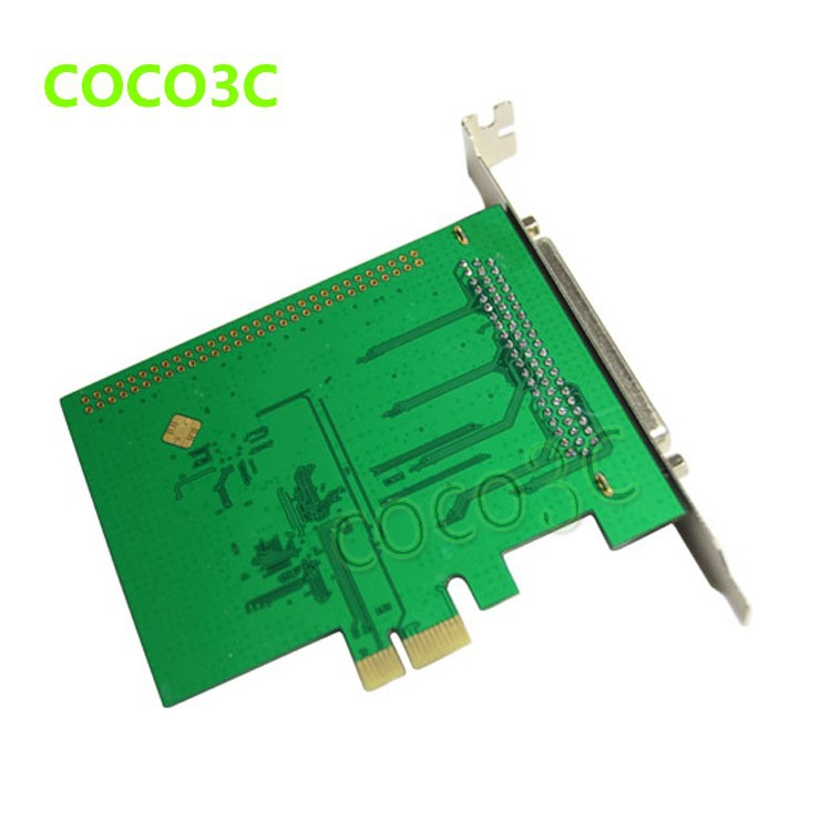 8 Ports Serial PCI Express with fan out cable PCI-e to multi RS232 DB9 Ports converter Industrial IO card 7