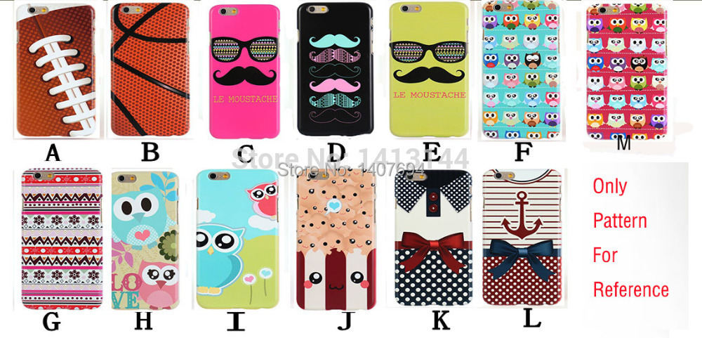 Case Huawei Ascend Y530 New Fashion Ice Cream Basketball Football Cartoon Owl whisker Hard Cell Phone Cases Back Cover Y 530 - Lau Mini Bag store