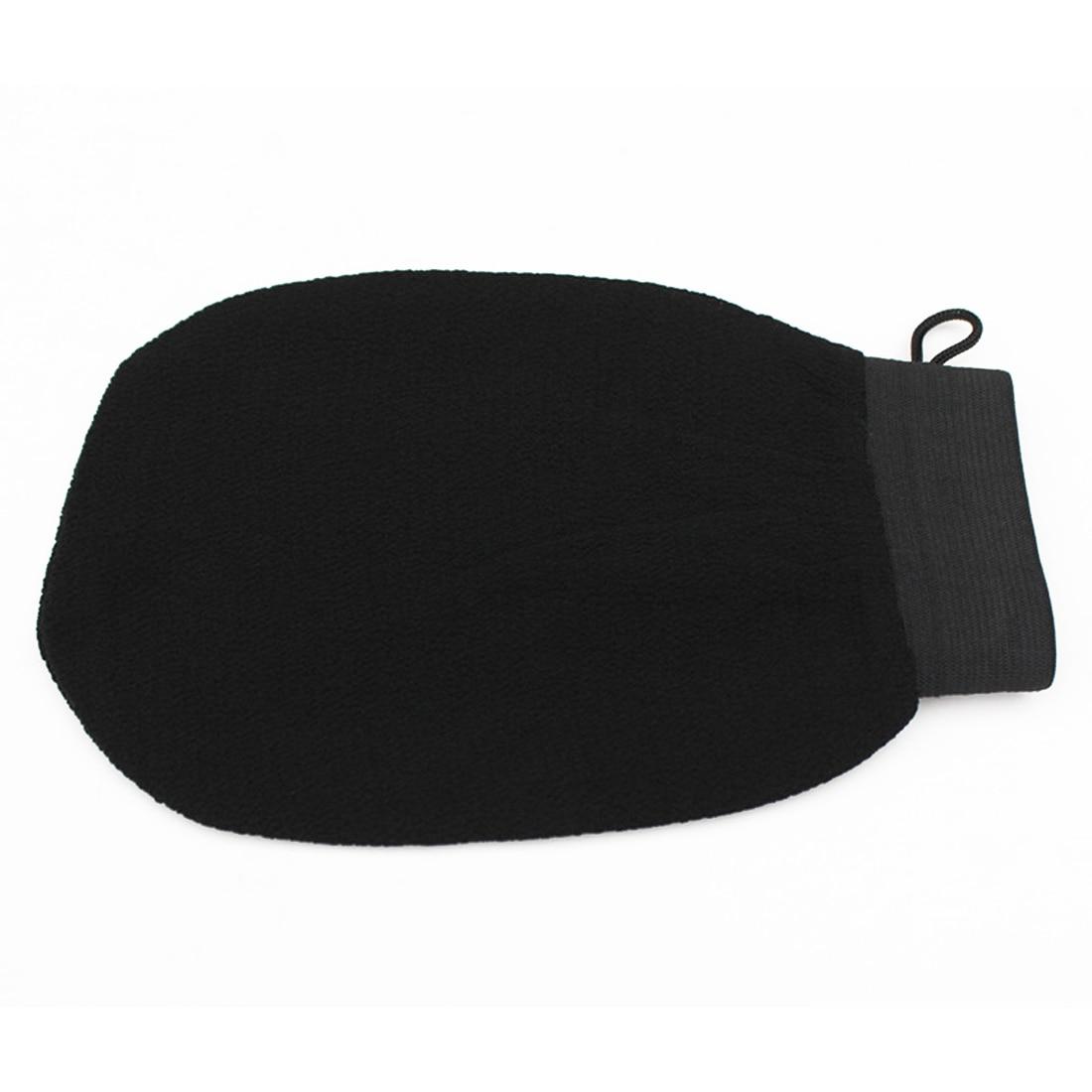Top Quality 1 PC Magic Black Exfoliator Bath Glove Body Cleaning Scrub Mitt Rub Dead Skin Removal Shower Spa Massage