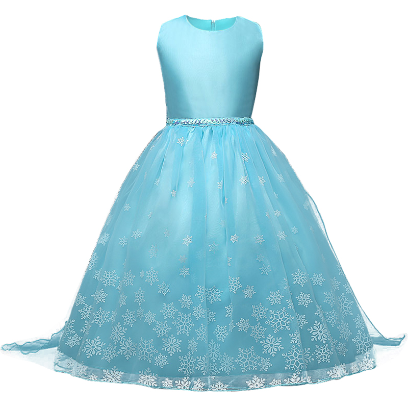 Christmas Halloween Costumes Baby Girl Dresses for Girls Clothes Princess Birthday Dress Kids Clothes Children Performance Dress 4pcs baby girl clothes swan infant clothing princess tutu dress party baby christmas outfits clothes birthday costumes vestido