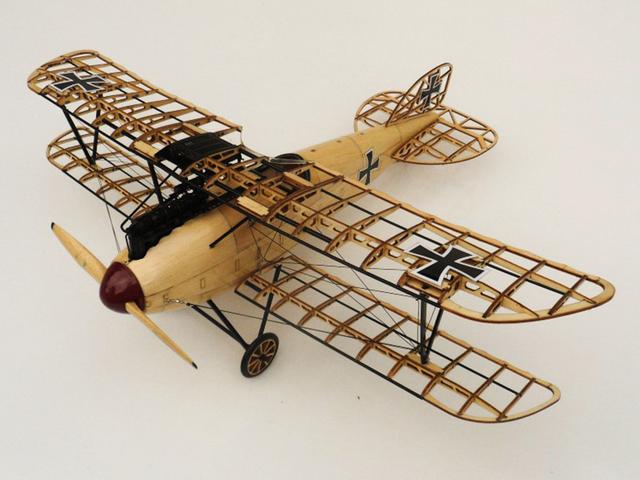 Modelo estático, Modelos de aviones, albatros 500mm Envergadura De Navidad Regalo De Navidad
