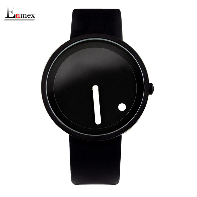 Creative design Dot and Line simple stylish fashion watch for men and women 3