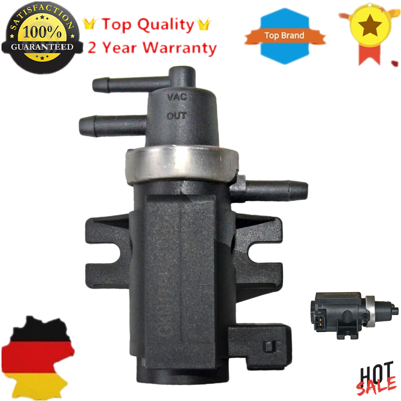 For Audi/Ford/Seat/Skoda/VW Passat Polo Transporter Golf Sharan Lupo New Bettle Bora Vento Caddy Pressure Converter 1H0906627A