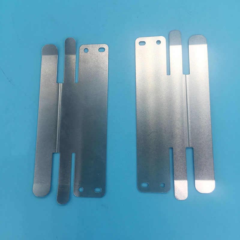 2 Pcs Mimaki Media Panduan Plate untuk Mimaki JV33 JV5 TS3 Inkjet Printer DX5 Kepala Kertas Tekanan Clamp Kertas Media piring