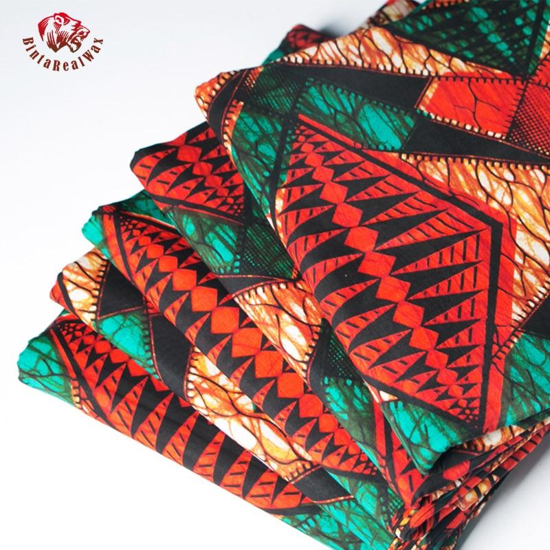 2017 visoke kvalitete afrički pravi tkanina vosak 100% pamuk - Umjetnost, obrt i šivanje