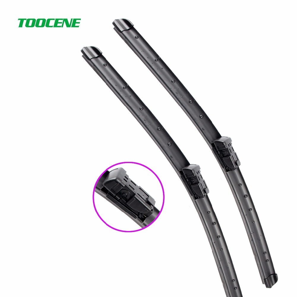 Front and Rear Wiper Blades For Mercedes Benz M GL Class X166 w166 2012 2016 Windshield Windscreen wiper Car Accessories in Windscreen Wipers from Automobiles Motorcycles