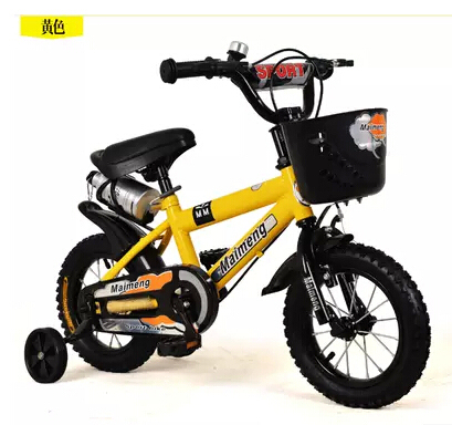 Kids Bicycle Chirldren Bike 12 Inch Below 4 Years Old Baby Leisure