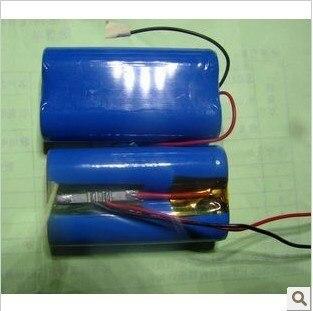 VariCore 3,6 V/3,7 V/18650 V 4,2 Paquete de batería de litio 5200 mAh + PCB batería de gran capacidad para altavoz/cámara