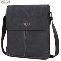 VICUNA POLO New Collection Vintage Messenger Bags For Men Simple Business Bags Casual Mens Shoulder Bag