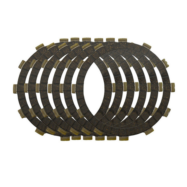 Motorcycle Engine Parts Clutch Friction Plates Kit For YAMAHA XVS400 Drag star DS4 2000-2013 #CP-00017