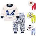 Children Clothing Sets Baby Boy's Gilr's Suits Girls Clothing Sets shirts+trousers