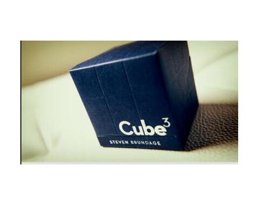2015 Cube 3 By Steven Brundage-magic