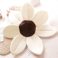 New Newborn Baby Bath Seat Blooming Flower Baby Bath Tub Bath Mat Play Sunflower Cushion Mat Pad Baby Care Support Shower Seat