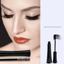 Fashion Black Slender Mascara Waterproof Easy Makeup Remover Long-lasting Cosmetics Tools