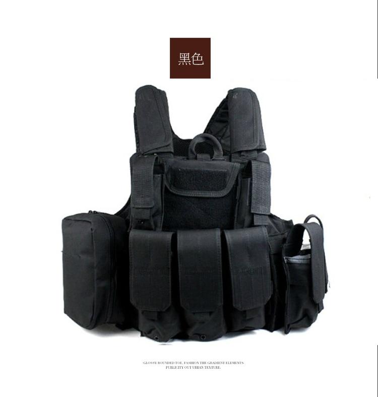 military tactical vest molle CS module War amphibious commando vest protective combat vest 1000d nylon us navy seals molle lbt 6094 vest tactical military hunting paintball cs wargame protective vest w pouches