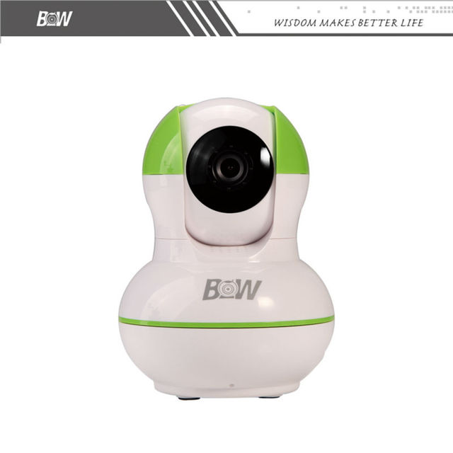 720P HD Wireless Wifi IP Camera Night Vision Baby Monitor 2 way Audio CCTV Camera Indoor Security Camera Remote Control BW12GR