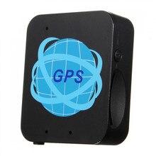 TK101 GSM GPRS Tracker con Cargador de Coche y Cable USB