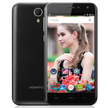 Original HOMTOM HT3 3G Smartphone Android 5.1 MTK6580 Quad Core Mobile Phone 5.0 Inch 1G+8G HD 720P 8.0MP 3000mAh Cellphone