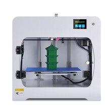 HUAFAST HS-322 3D Printer Big Large Printing Size Single or dual Extruder 3d printers acrylic Metal frame High precision
