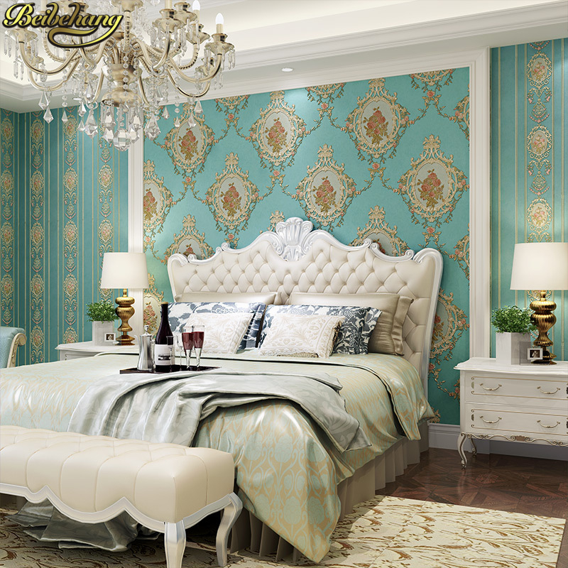 beibehang papel de parede 3D European retro garden American mirror wall papers home decor mural wallpaper for walls 3 d flooring beibehang blue brick wallpaper for walls 3 d papel de parede para quarto mural wallpaper 3d wall papers home decor 3d flooring