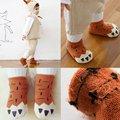 1 Пар Детские Носки Младенческой Дети Малышей Девочки Мальчики Ноги Носок Ноги/Руки Подогреватели Мягкие Носки X16