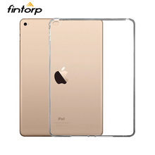 Buy Case For Apple iPad 2018 2017 9.7 Cases for iPad Pro 10.5 5 6 Air 2 Clear Transparent Soft Cover for iPad Mini 1 2 3 4 Covers directly from merchant!