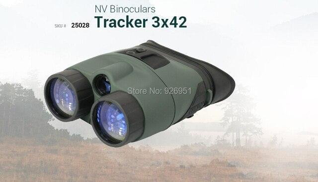 Ursprüngliche yukon 25028 nachtsichtfernglas tracker 3x42 jagd