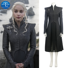 MANLUYUNXIAO Game of Thrones Costume Mother Dragons Cosplay Womens Dress Halloween Costumes For Women Custom Made