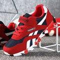 K71 nuevo diseño niños deportes shoes boys and girls shoes resbalón de colchón de aire cómodo niños zapatillas niño corriendo shoes 30-39