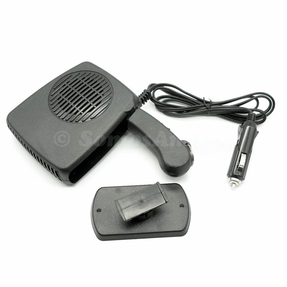 Portable 12v car vehicle window air heating heat defroster for 12v window defroster