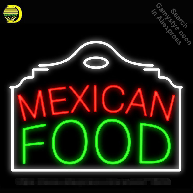 Neon Sign for Mexican Food Green Building Neon Tube sign handcraft Shop Hotel Store Displays Tube Glass Neon Flashlight signNeon Sign for Mexican Food Green Building Neon Tube sign handcraft Shop Hotel Store Displays Tube Glass Neon Flashlight sign