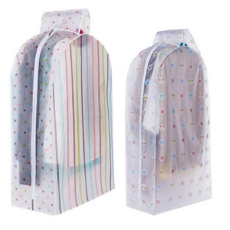 Penyimpanan Vakum Penutup Beg Pakaian Pelindung Pakaian Saman Coat Pelindung Debu Pelindung Beg Penyimpanan Almari Rumah Penyusun