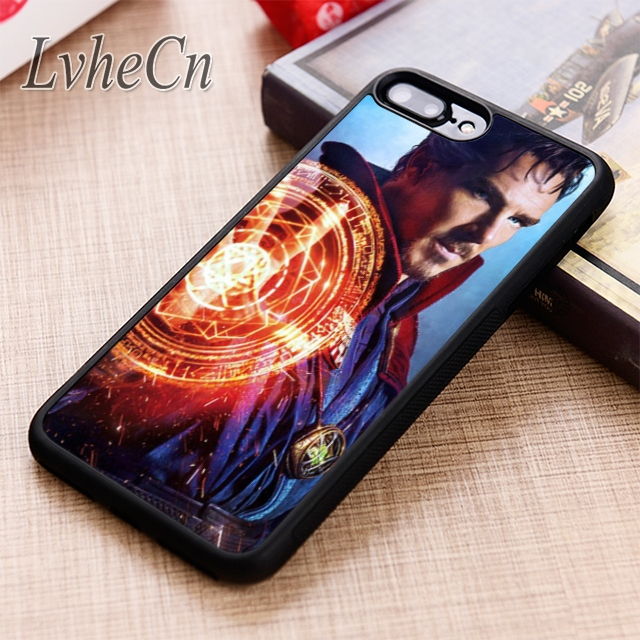 Phone Bags & Cases Lvhecn Doctor Strange Marvel Phone Case Cover For Iphone 5s Se 6 6s 7 8 Plus 10 X Samsung Galaxy S5 S6 S7 Edge S8 S9 Plus Note 8 Fitted Cases