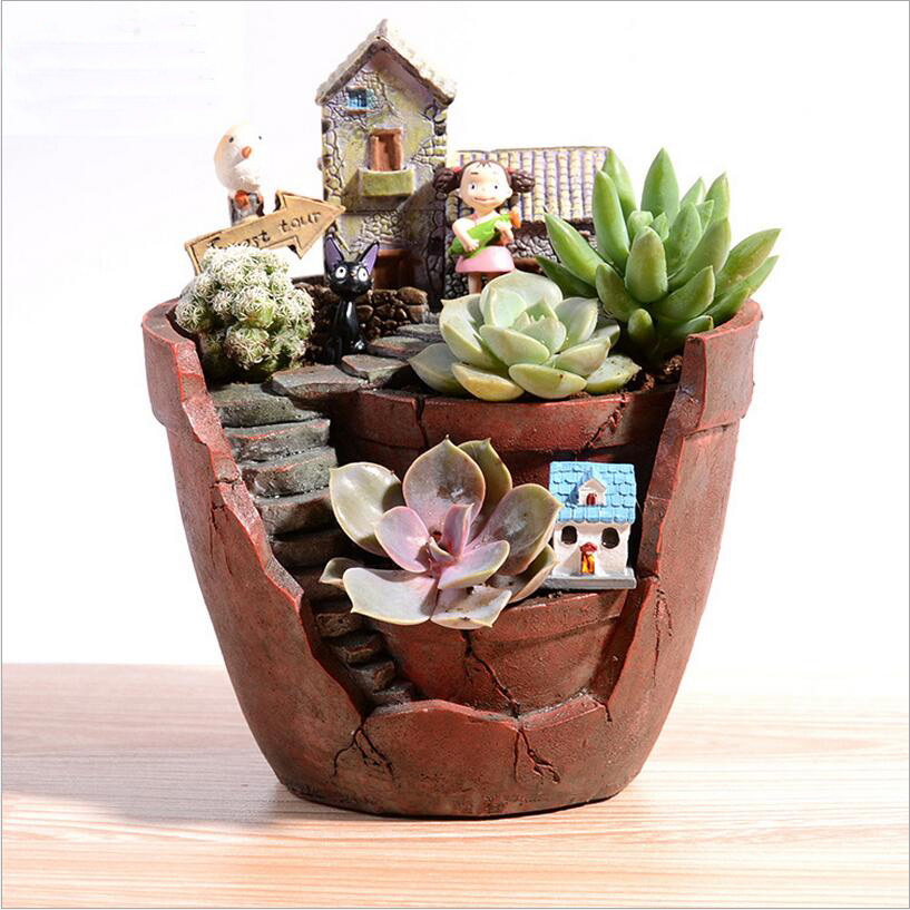 Compare Prices on Flower Pots Craft- Online Shopping/Buy Low Price ...