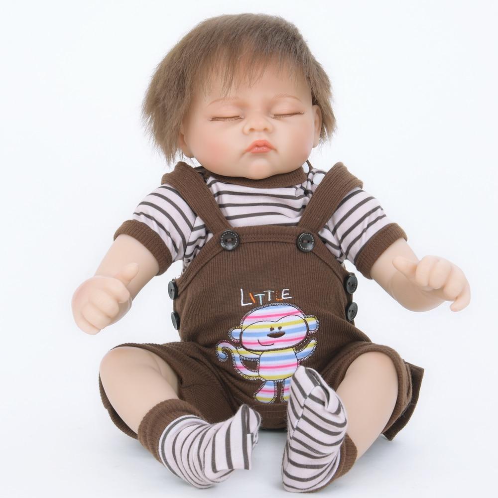 22 55cm Mohair Cotton Body Reborn Baby Dolls Newborn Baby Doll Lifelike Newborn Babies Toys22 55cm Mohair Cotton Body Reborn Baby Dolls Newborn Baby Doll Lifelike Newborn Babies Toys