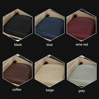 Dewtreetali Leather Car Seat Cover Universal Front Full Seat Protector Cover Cushion Four Seasons For KIA
