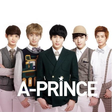 A-PRINCE 1ST MINI ALBUM - HELLO Release Date 2012-11-06 KPOP medical 5l 90