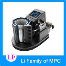 2016 Mini Pneumatic Vertical Multi function Heat Transfer Press Thermal Printing Mug Cup Machine ST110