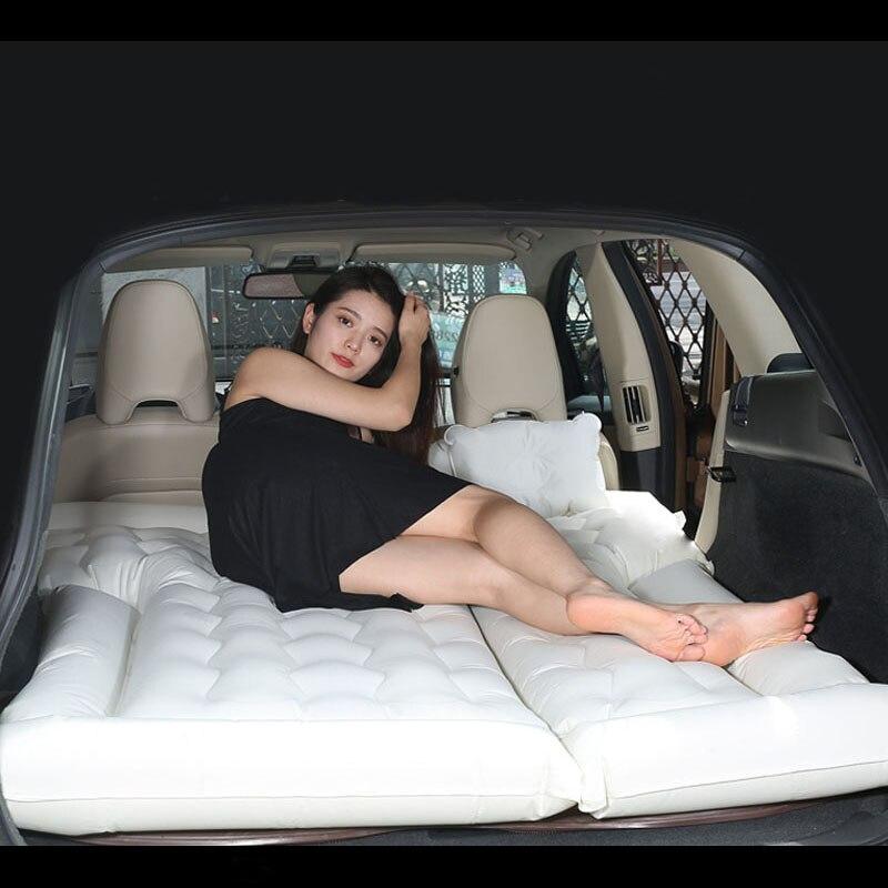 car travel bed inflatable mattress sleep in SUV for dodge caliber caravan durango journey nitro Mazda
